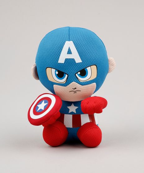 Pelucia-Capitao-America-Os-Vingadores-Azul-9803961-Azul_1