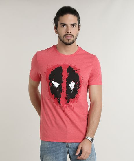 Camiseta-Masculina-Deadpool-Manga-Curta-Gola-Careca-Vermelha-9781565-Vermelho_1