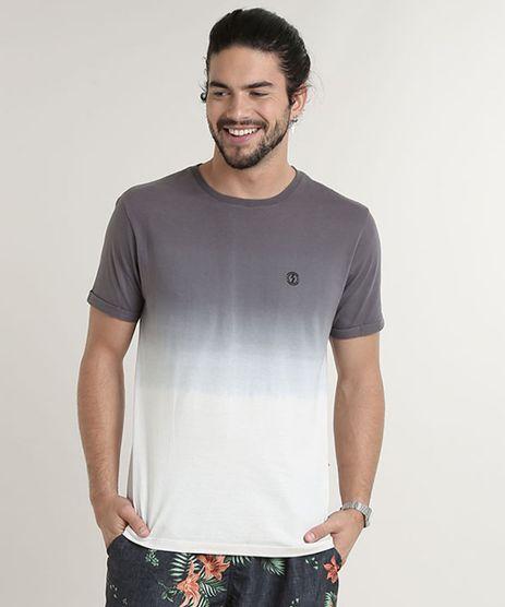 Camiseta-Masculina-Degrade-Manga-Curta-Gola-Careca-Chumbo-9743665-Chumbo_1