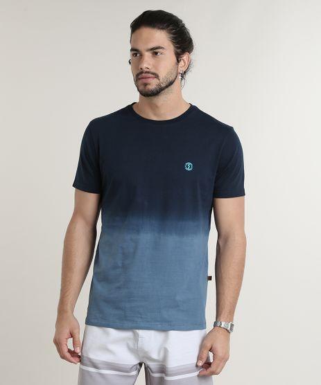 Camiseta-Masculina-Degrade-Manga-Curta-Gola-Careca-Azul-Marinho-9743663-Azul_Marinho_1