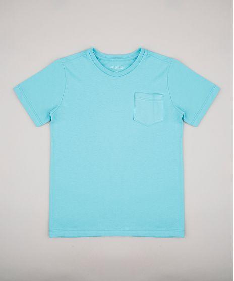 Camiseta-Infantil-Basica-com-Bolso-Manga-Curta-Azul-Claro-9567186-Azul_Claro_1
