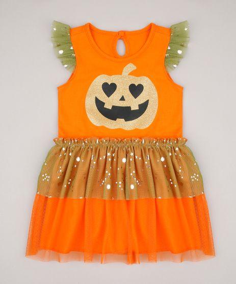 Vestido-Infantil-Halloween-Abobora-com-Tule-Sem-Manga-Laranja-9708691-Laranja_1