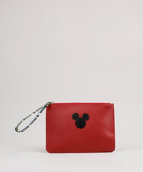 Necessaire-Feminina-Mickey--Vermelha-9740286-Vermelho_1