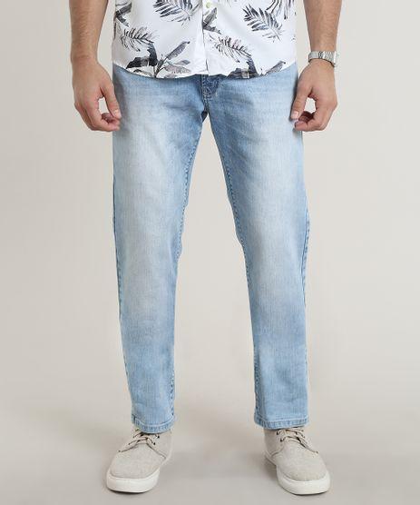 Calca-Jeans-Masculina-Reta-Azul-Claro-9791393-Azul_Claro_1