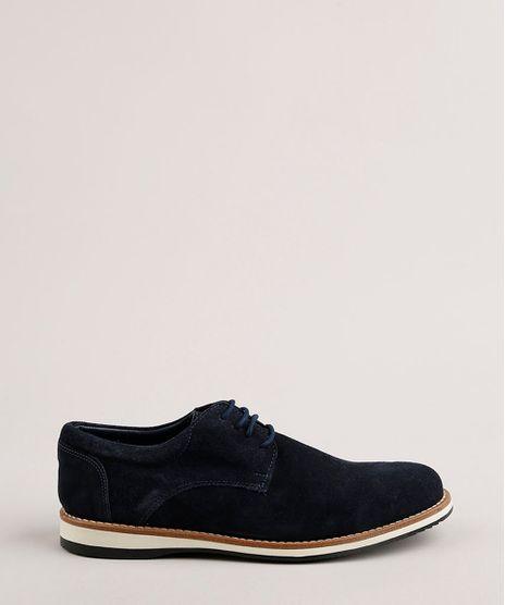 Sapato-Masculino-Oneself-com-Cadarco-Azul-Marinho-9728091-Azul_Marinho_1
