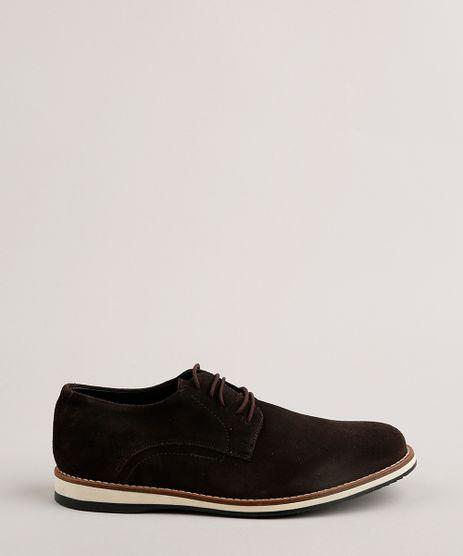 Sapato-Masculino-Oneself-com-Cadarco-Marrom-Escuro-9728090-Marrom_Escuro_1