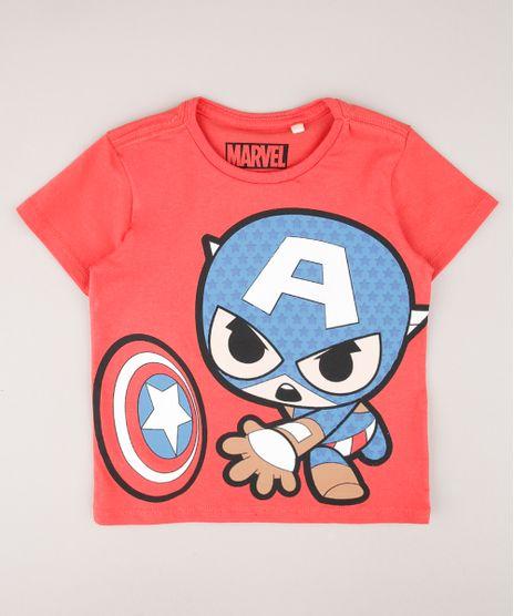 Camiseta-Infantil-Capitao-America-Manga-Curta-Vermelha-9730370-Vermelho_1