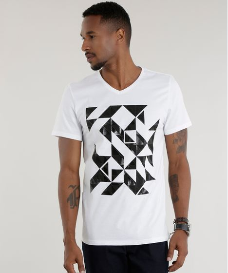 ef515abad7 Camiseta-com-Estampa-Geometrica-Branca-8557211-Branco_1 ...
