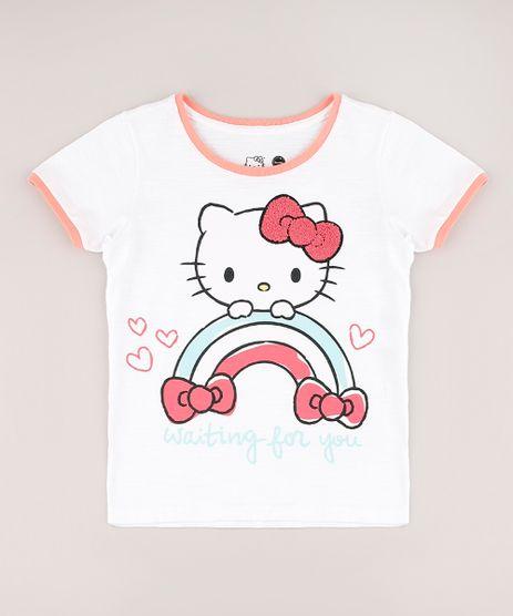 Blusa-Infantil-Hello-Kitty-Manga-Curta-Branca-9680219-Branco_1