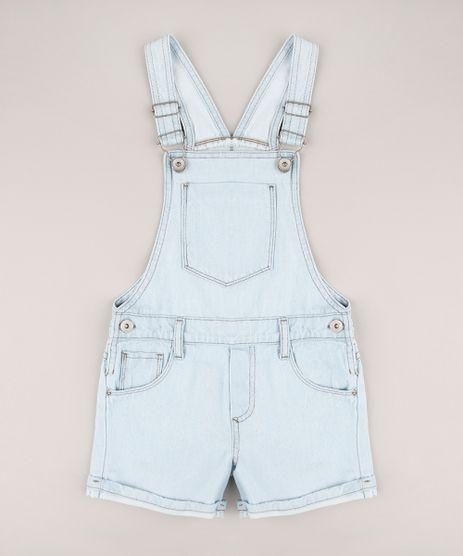 Jardineira-Jeans-Infantil-com-Bolsos-Azul-Claro-9744694-Azul_Claro_1