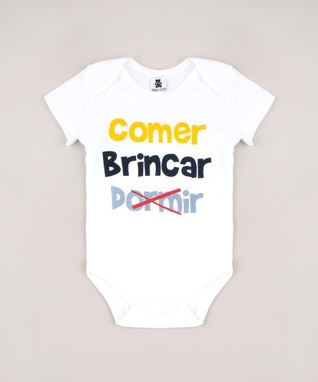 Body-Infantil--Comer-Brincar-Dormir--Manga-Curta-Off-White-9602183-Off_White_1