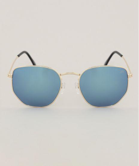 Oculos-de-Sol-Quadrado-Unissex-Ace-Dourado-9791816-Dourado_1