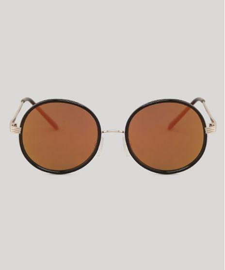 Oculos-de-Sol-Redondo-Feminino-Yessica-Dourado-9640278-Dourado_1