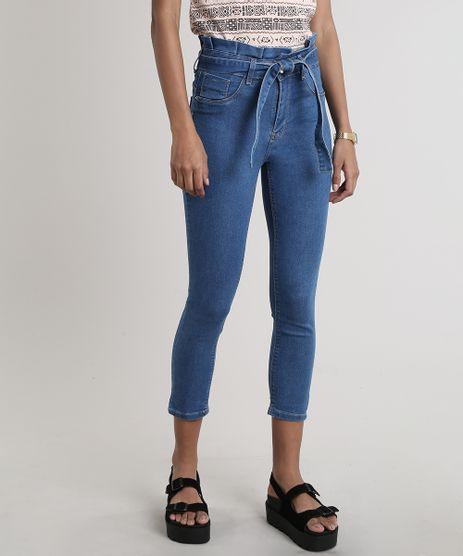 Calca-Jeans-Feminina-Sawary-Skinny-Clochard-Azul-Medio-9774807-Azul_Medio_1