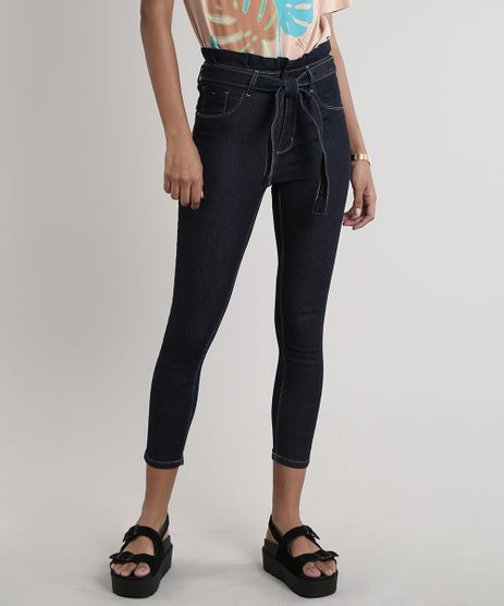 Calca-Jeans-Feminina-Sawary-Skinny-Clochard-Azul-Escuro-9774806-Azul_Escuro_1
