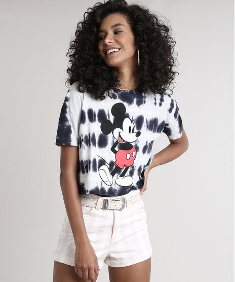 Blusa-Feminina-Mickey-Cropped-Estampada-Tie-Dye-Manga-Curta-Decote-Redondo-Off-White-9743634-Off_White_1