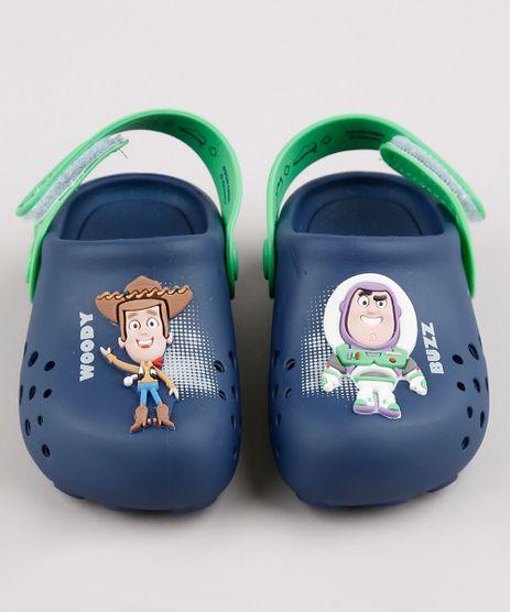Babuche-Infantil-Grendene-Toy-Story-Woody-e-Buzz-Azul-Marinho-9782433-Azul_Marinho_1