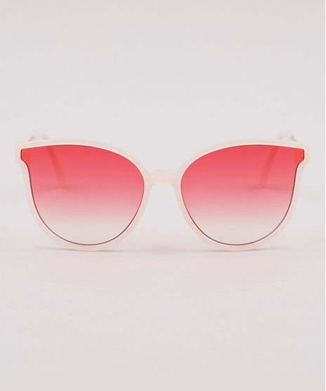 Oculos-de-Sol-Redondo-Infantil-Menina-Oneself--Rosa-Claro-9825807-Rosa_Claro_1