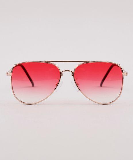 Oculos-de-Sol-Aviador-Infantil-Menina-Oneself--Rose-9825797-Rose_1