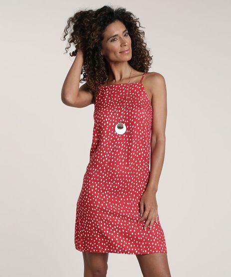 Vestido-Feminino-Estampado-Poa-Decote-Reto-Vermelho-9653558-Vermelho_1