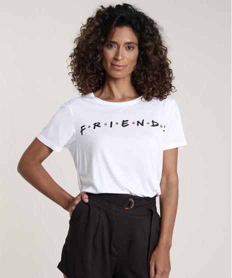 Blusa-Feminina-Friends-Manga-Curta-Decote-Redondo-Branca-9787347-Branco_1