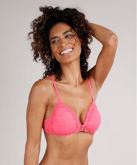 Sutia-Triangulo-Estampado-Poa-com-Renda-e-Bojo-sem-Aro-Pink-9576989-Pink_1