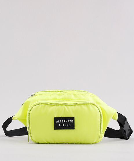 Pochete-Unissex--Alternative-future--Amarelo-Neon-9777128-Amarelo_Neon_1