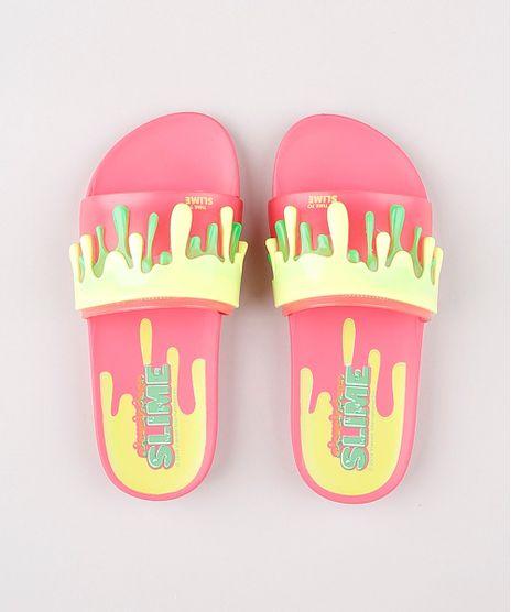 Chinelo-Slide-Infantil-Grendene-Slime-Nickelodeon--Rosa-9794018-Rosa_1