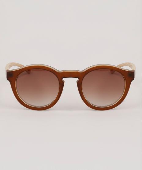 Oculos-de-Sol-Redondo-Feminino-Yessica-Marrom-9678942-Marrom_1