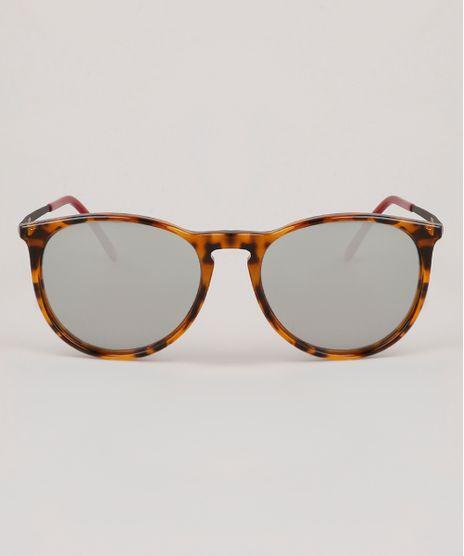 Oculos-de-Sol-Redondo-Feminino-Yessica-Tartaruga-9679052-Tartaruga_1