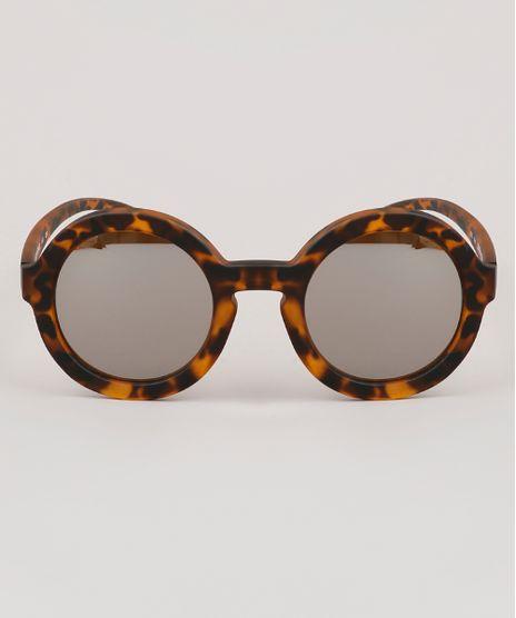 Oculos-de-Sol-Redondo-Feminino-Yessica-Tartaruga-9679058-Tartaruga_1