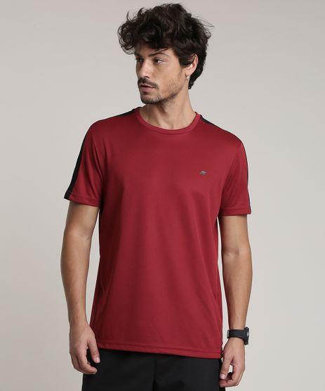 Camiseta-Masculina-Esportiva-Ace-com-Tela-Manga-Curta-Gola-Careca-Vermelha-9581824-Vermelho_1