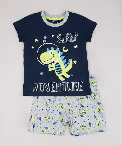 Pijama-Infantil-Dinossauro--Sleep-Adventure--Manga-Curta-Azul-Marinho-9751946-Azul_Marinho_1