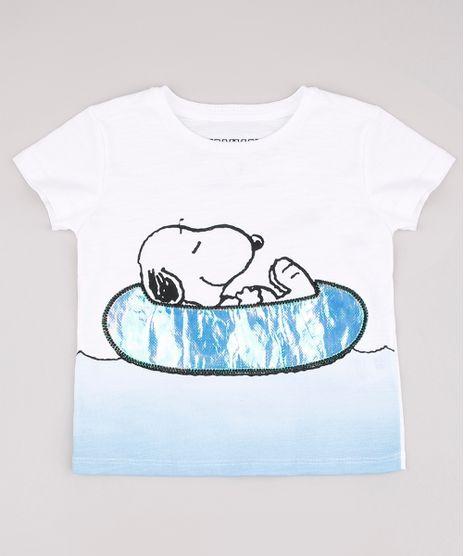 Camiseta-Infantil-Snoopy-Manga-Curta-Off-White-9766318-Off_White_1