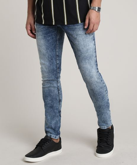 Calca-Jeans-Masculina-Skinny-Azul-Medio-9752595-Azul_Medio_1