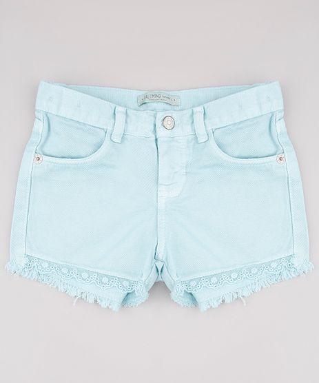 Short-de-Sarja-Infantil-com-Renda-Azul-Claro-9748602-Azul_Claro_1