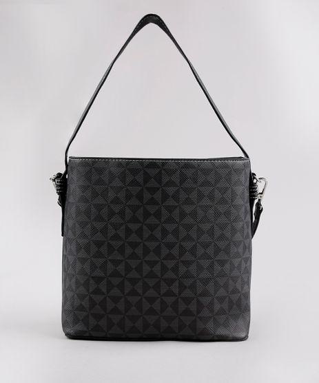 Bolsa-Bucket-Feminina-Media-Estampada-Geometrica-Preta-9360380-Preto_1