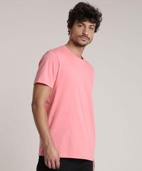 Camiseta-Masculina-Basica-Manga-Curta-Gola-Careca-Coral-9602030-Coral_1