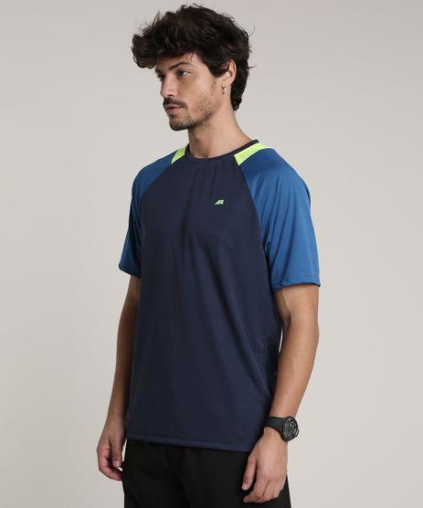 Camiseta-Masculina-Esportiva-Ace-Raglan-com-Recorte-Manga-Curta-Gola-Careca-Azul-Marinho-9723234-Azul_Marinho_1