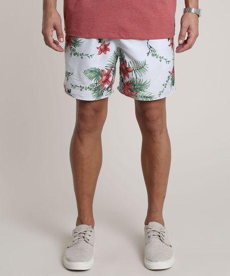 Short-Masculino-Estampado-Floral-com-Bolsos-Off-White-9513683-Off_White_1
