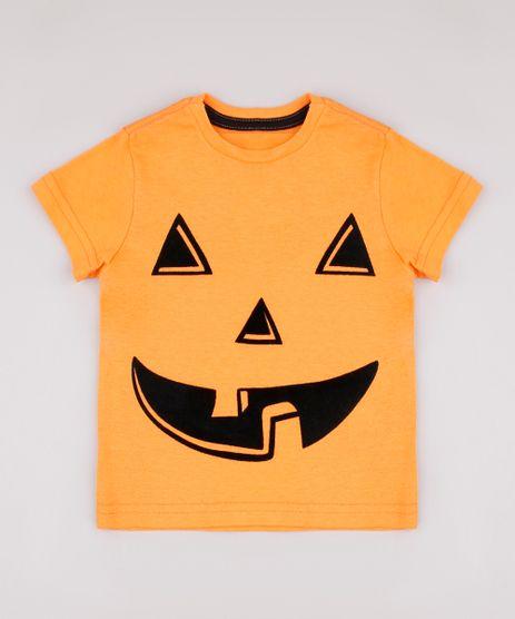 Camiseta-Infantil-Halloween-Abobora-Manga-Curta-Laranja-9702934-Laranja_1
