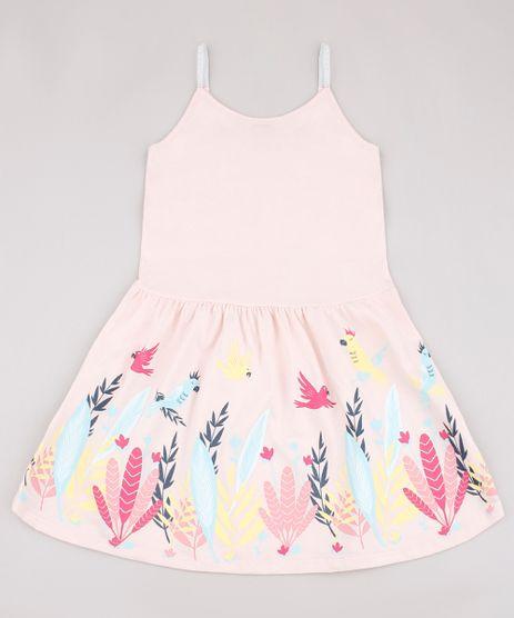 Vestido-Infantil-Passaros-com-Laco-e-Lurex-Alca-Fina-Rose-9763543-Rose_1