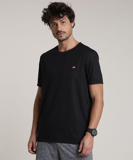 Camiseta-Masculina-Esportiva-Ace-com-Recorte-Manga-Curta-Gola-Careca-Preta-9723164-Preto_1