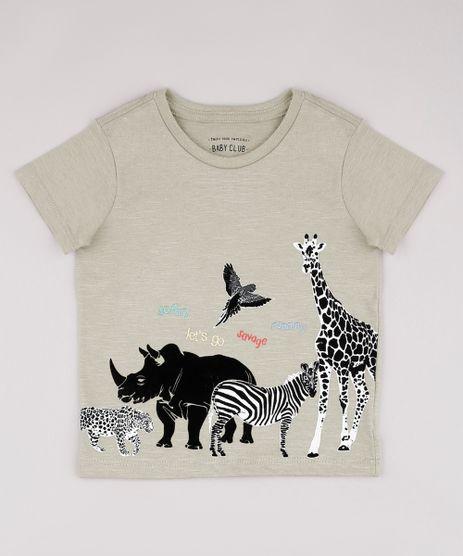 Camiseta-Infantil-Safari-Manga-Curta-Verde-9733617-Verde_1