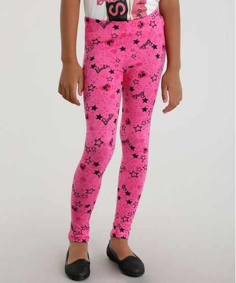 Calca-Legging-Estampada-Barbie-Pink-8564915-Pink_1