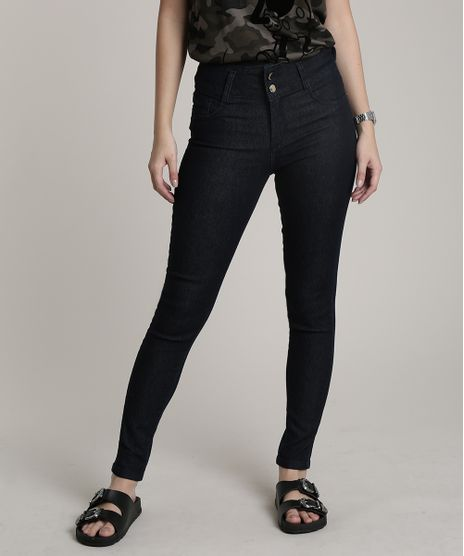 Calca-Jeans-Feminina-Sawary-Cigarrete-Pull-Up-Azul-Escuro-9777809-Azul_Escuro_1