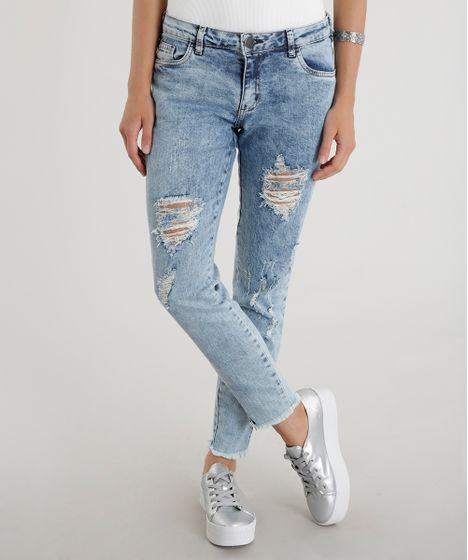 eb8e2e915 Calca-Jeans-Cigarrete-Azul-Claro-8567122-Azul Claro 1 ...