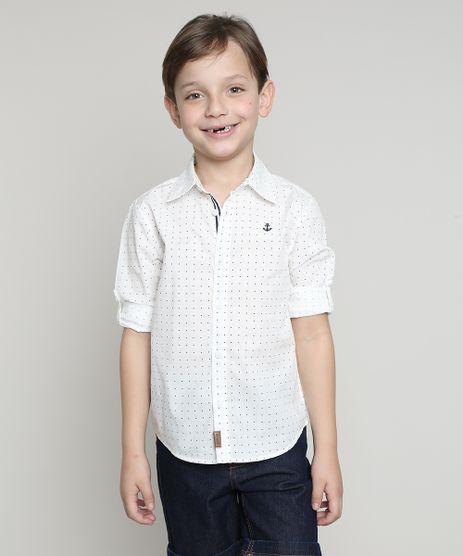Camisa-Infantil-Estampada-de-Poa-com-Bordado-Manga-Longa-Off-White-9545579-Off_White_1