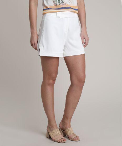 Short-Feminino-com-Bolsos-e-Pespontos-Off-White-9643844-Off_White_1
