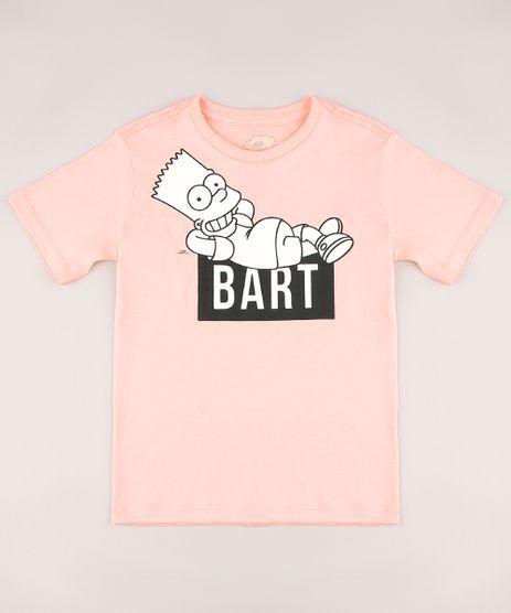Camiseta-Infantil-Bart-Simpson-Manga-Curta-Laranja-Claro-9732778-Laranja_Claro_1